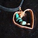 copper heart larger
