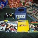 Blue Nintendo GameCube