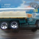 HotWheels troop convoy
