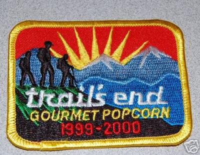 1999/2000 Boy Scout Trails End Popcorn Patch