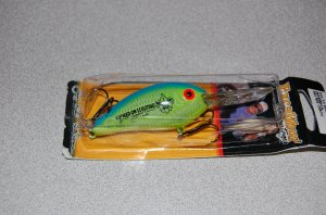 "Boy Scouts of America BSA Greater Alabama Council ""Hooked on Scouting"" Lures"