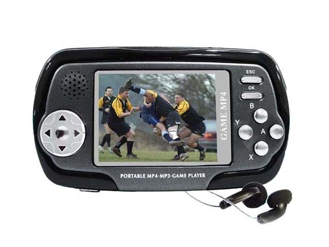 2.5-inch Display, MP4 Player, 2.0M Pixel, SD/MMC Card