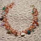 Copper Linked Bracelet