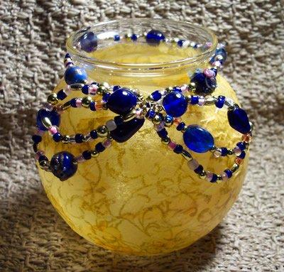 Golden Glass Globe