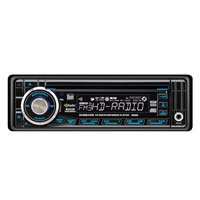 200-WATT AM/FM/CD/MP3/WMA RECEIVER WITH BUILT-IN HD TUNER AND ELECTRONIC DETACHABLE FACE
