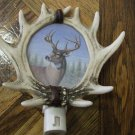 Whitetail deer nightlight
