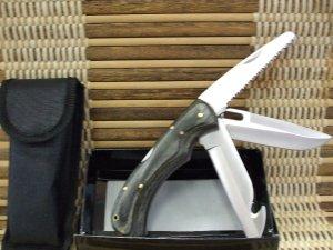 Valor Three Blade Knife