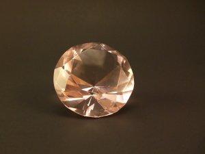 Crystal Diamond Pink-Medium