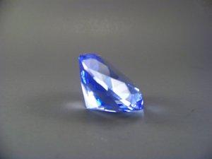 Crystal Diamond Blue-Medium