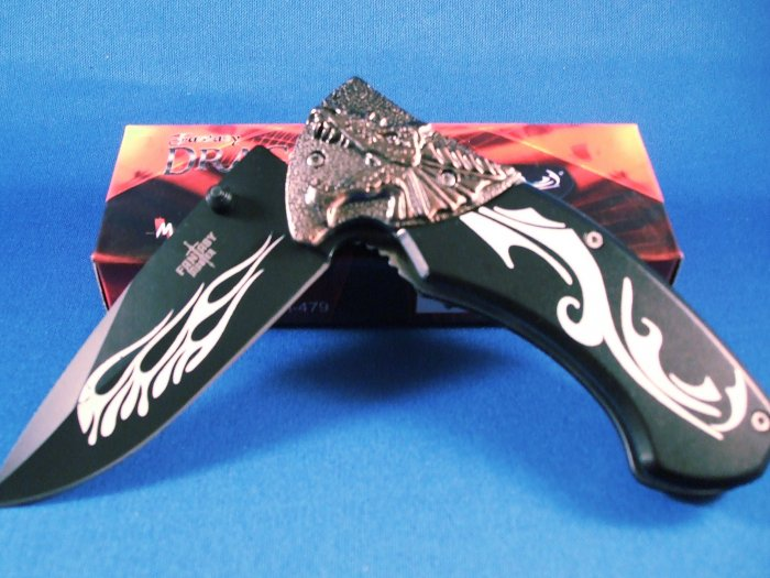 Dragon Knife by Fantasy Master