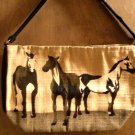 Horse Shoulder Bag/ Purse