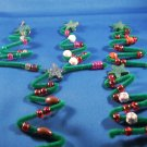 Christmas Tree Ornaments Hand Crafted