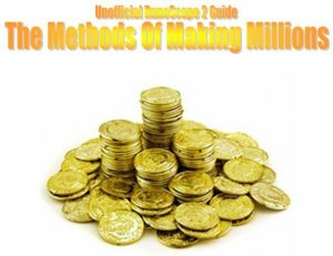 """The Methods of Making Millions"" eBook - MAKE LOADS OF RUNESCAPE GP!"