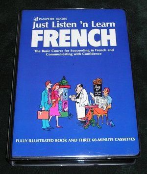 Learn To Speak French Just Listen 'n Learn By Passport Books