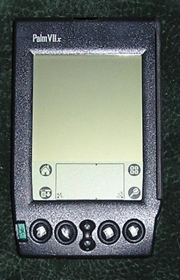Palm VIIx Handheld Organizer