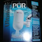 PUR Ultimate Faucet Mount Water Filter System FM-4010L