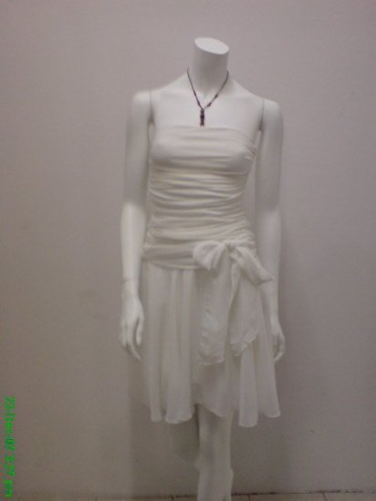 Hot Sale - White Tube Dress