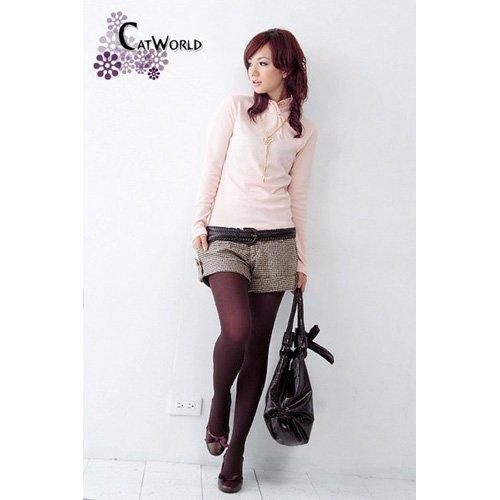 Hot Sale CM - A -0013 Honey Tone Sexy Charming Elastic Sock - Grape