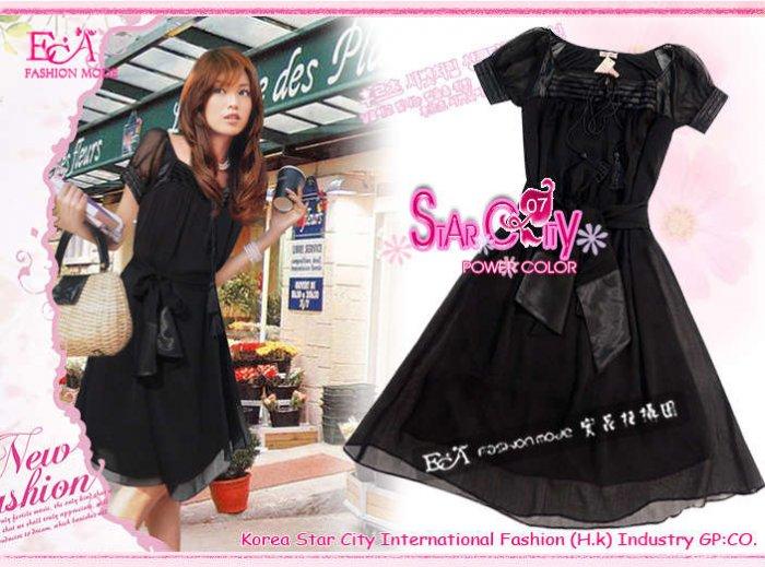 ECA 7T-21121 Dress ( Available Black )