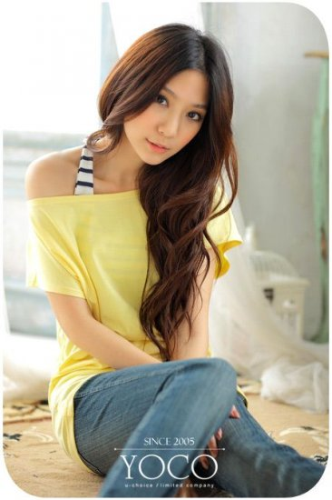 808 Yellow Off Shoulder Blouse