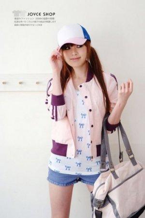 R59901 Sporting Jacket - Pink