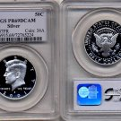 2001-S Silver Proof Kennedy Half Dollar PCGS PR69DCAM * FREE SHIPPING *