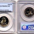 2001-S Sacagawea Dollar PR69DCAM PCGS SERIES KEY * Free Shipping *