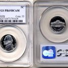2001-S Jefferson Nickle PCGS PR69DCAM * FREE SHIPPING *