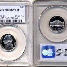 2001-S Jefferson Nickle PCGS PR69DCAM * FREE SHIPPING *