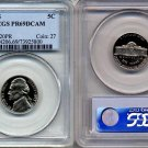 1973-S Jefferson Nickel Certified PCGS PR69DCAM * FREE SHIPPING *