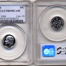 1977-S Proof Roosevelt Dime PCGS PR69DCAM * FREE SHIPPING *