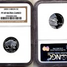 2005-S BISON Nickel * NGC PF 69 ULTRA CAMEO * FREE SHIPPING *