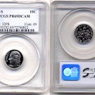 2001-S Proof Roosevelt Dime PCGS PR69DCAM * FREE SHIPPING *