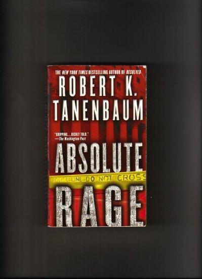 ABSOLUTE RAGE BY ROBERT K. TANENBAUM