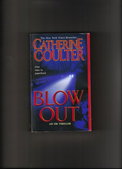 BLOW OUT BY CATHERINE COULTER
