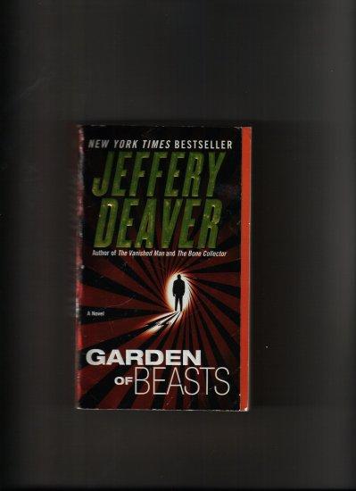 GARDEN OF BEAST BY JEFFERY DEAVER