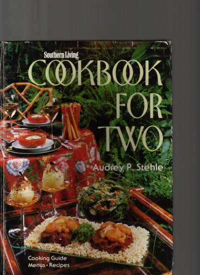 SOUTHERN LIVING ;COOKBOOK FOR TWO