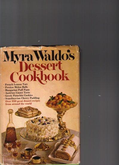 MYRA WALDO'S DESSERT COOKBOOK