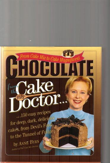 CHOCALATE FOR THE CAKE MIX DOCTOR