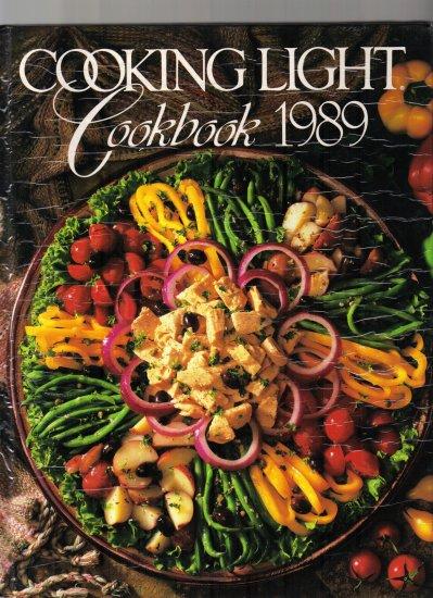 COOKING LIGHT COOKBOOK 1989