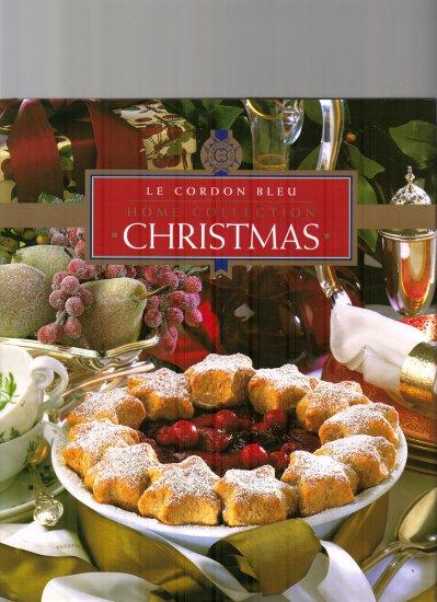 LE CORDON BLEU (HOME COLLECTION CHRISTMAS)