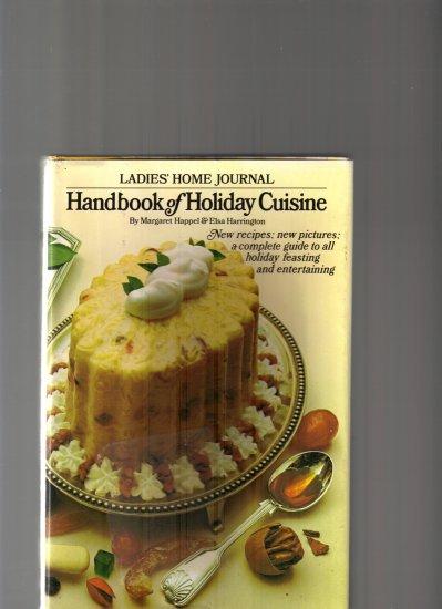 LADIES HOME JOURNAL;HANDBOOK OF HOLIDAY CUISINE