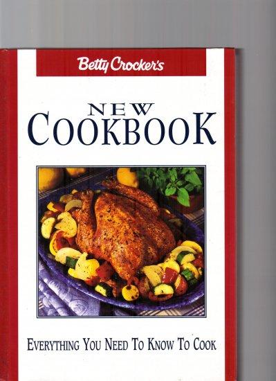 BETTY CROCKER'S NEW COOKBOOK 84TH EDITION