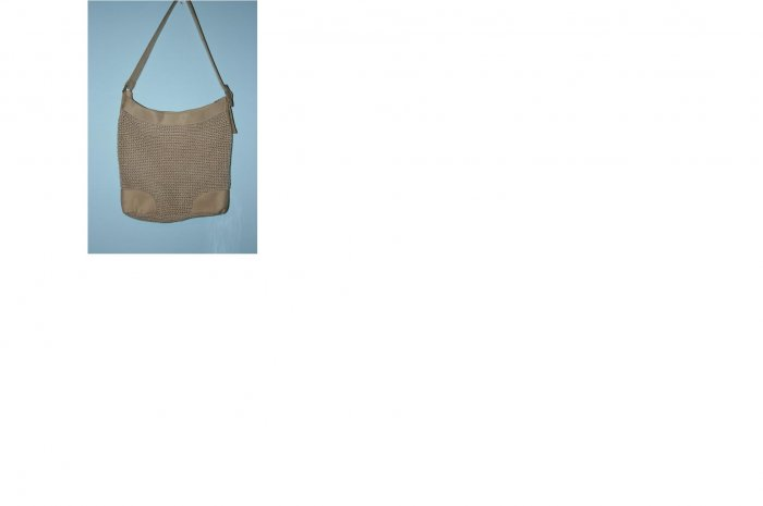 MEDIUM BEIGE PURSE
