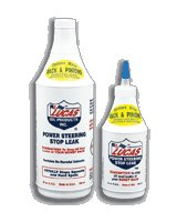 Lucas Power Steering Stop Leak - Case of 12 Ounce (12x1), #10008