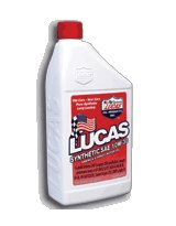 Lucas Synthetic High Performance Motor Oil - Syn. 5w30 Case of Quarts (6x1), #10049