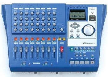 DP-01 8-track Digital Portastudio