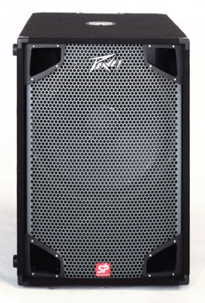 Peavey SP-118- speakers