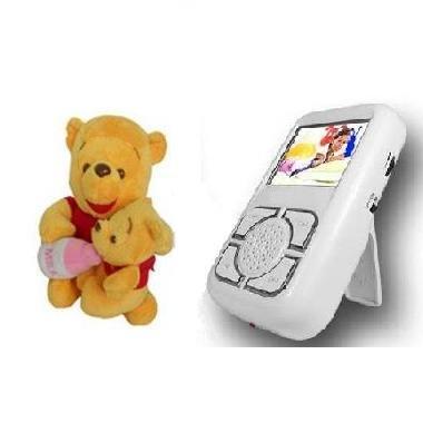 Bear Nose Baby Monitor