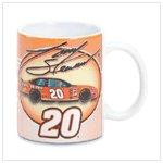 #37300 Tony Stewart #20 Nascar Mug
